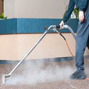 تنظيف بالبخار