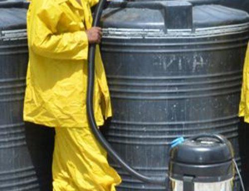 غسيل خزانات المياه بالمدينة المنورة