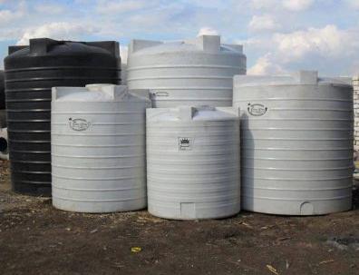 انواع خزانات المياه