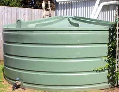 طؤيقة تنظيف خزانات المياه